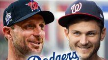 Dodgers Land Superstars Max Scherzer & Trea Turner In Huge Trade W/ Nationals