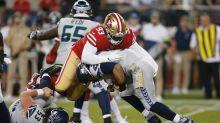 49ers injury update: DJ Jones hurt, 3 others unavailable for season opener
