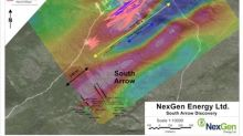 NexGen Drills Massive Pitchblende at South Arrow
