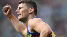 Lion Zorko's welcome AFL distraction