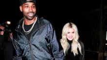 Khloe Kardashian and Tristan Thompson Step Out Holding Hands After Cavaliers Win