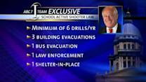 Governor Quinn has plan to keep Illinois students safe in event of school shooting