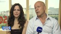 See Bruce Willis Give the Most Awkward Interview Ever