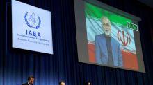 Iran tells IAEA it will accelerate underground uranium enrichment