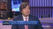 Intesa Sanpaolo CEO: In a unique position compared to our German peers