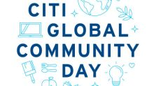 Citi Celebrates Its 14th Annual Global Community Day With 110,000 Citi Volunteers In More Than 400 Cities Around the World