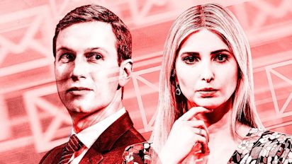 Democrats say Jared, Ivanka violated the law