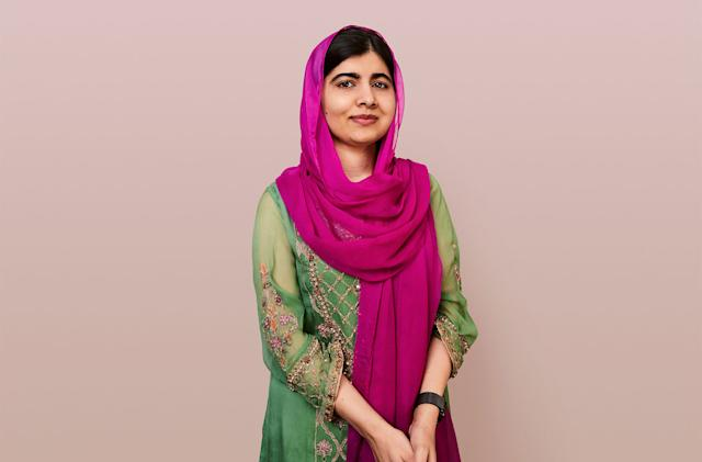 Apple TV+ will offer shows from women's rights advocate Malala Yousafzai