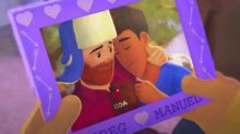 Disney da un paso adelante con 'Salir' (Out), el primer cortometraje abiertamente gay de Pixar