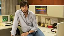 Ashton Kutcher and Josh Gad on Jobs