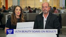 Ulta Beauty Soars On Results