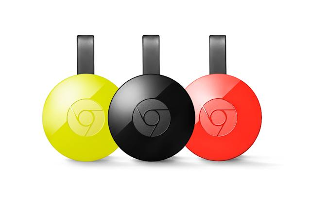 The new Chromecast vs. the competition: Which will you watch?