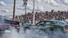 Fifth Annual 'Roadkill Nights Powered by Dodge' Draws Nearly 50,000 Performance Enthusiasts to Street-legal Drag Racing on Woodward Avenue