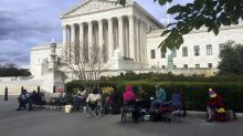 News Bites: Supreme Court hearing travel ban arguments, Commission recommends big college basketball changes, Trump's VA nominee not dropping out