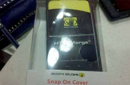 HTC Merge accessories in the wild -- nope, still not official yet