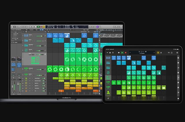 Apple adds fresh beat-making tools to Logic Pro X