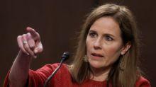 U.S. Supreme Court nominee Barrett faces second day of scrutiny