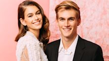 Presley Gerber Gets Sister Kaia Gerber's Name Tattooed on His Arm