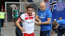 It was so stupid - Muller rues knee injury after 'helicopter' crash