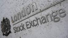Strong pound, Aveva shares pull FTSE 100 lower; HSBC climbs