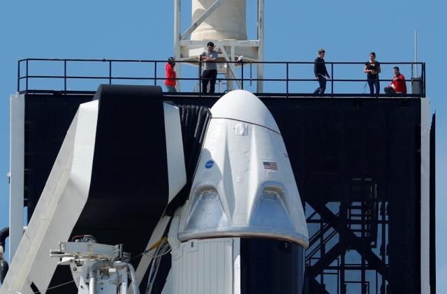 Elon Musk and NASA's administrator will talk Crew Dragon on Thursday