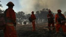 Prison inmates fight deadliest fire in California history for $1 an hour