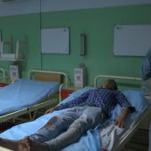 Raw Video: Survivors of University Attack in Kabul