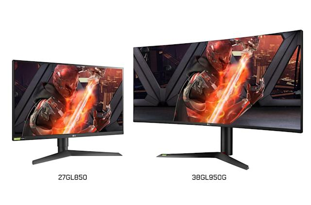 LG launches the first IPS gaming displays with 1ms response time