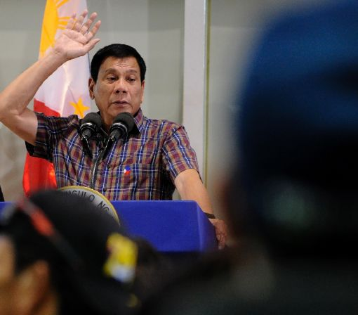 Philippines' Duterte says to meet fugitive Muslim rebel