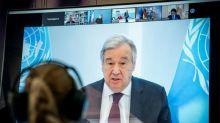 Coal should play no part in post-coronavirus recoveries, U.N. chief says