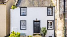 The 18th century cottage which featured in Outlander is on the market