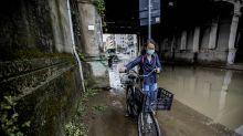 Bomba d'acqua su Milano: esondato il fiume Seveso
