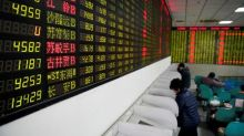 Índices chineses têm queda acentuada com preocupações múltiplas de investidores
