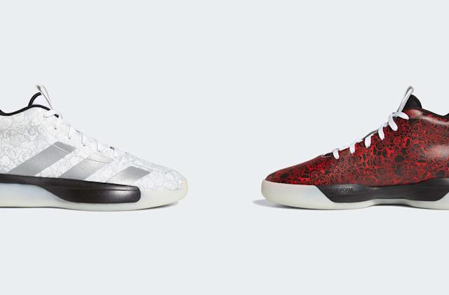 Adidas readies an entire collection of Star Wars basketball shoes