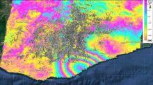 Sismo de Oaxaca desplazó 45 centímetros el territorio mexicano, según datos de la NASA