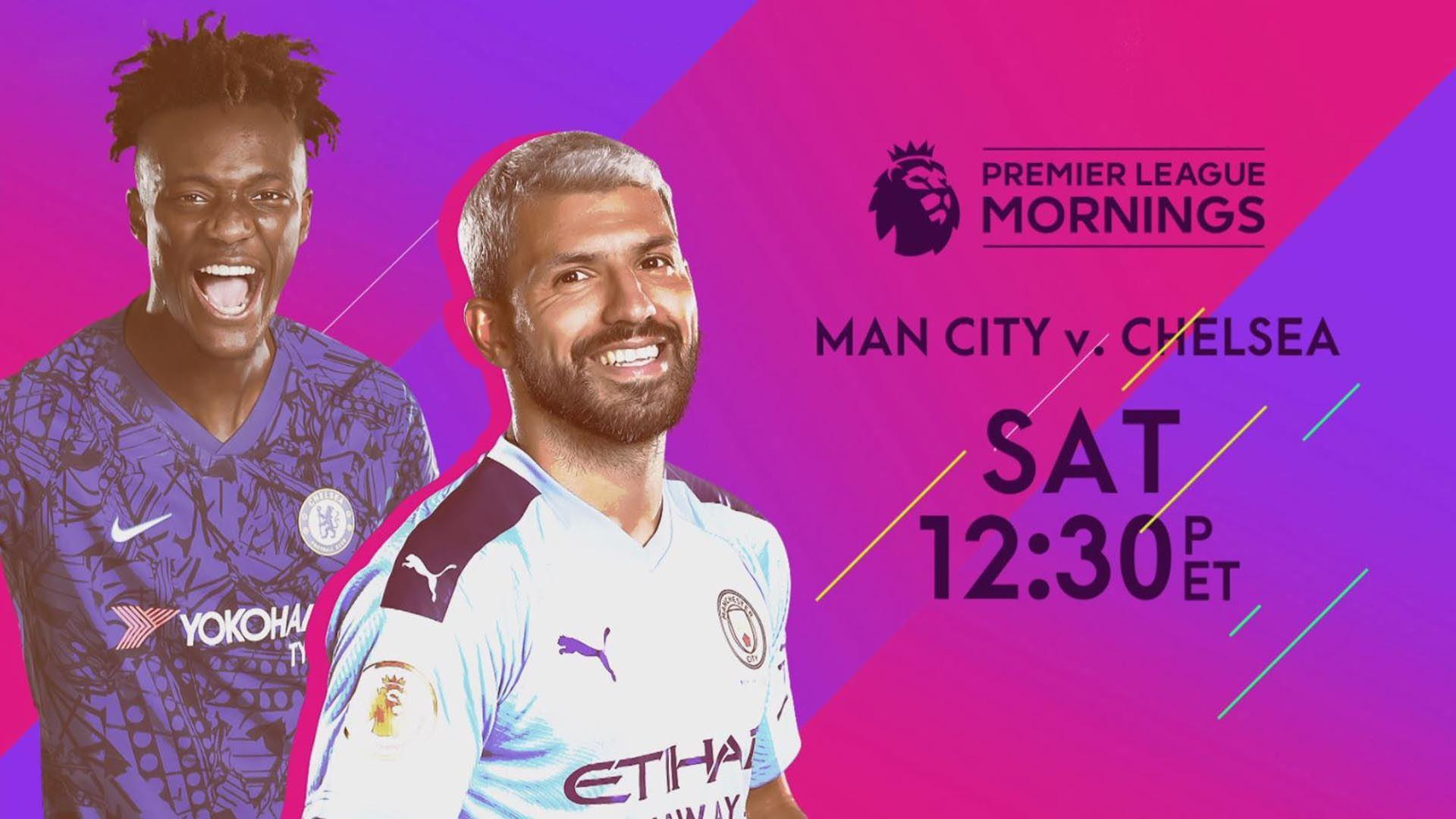 All Rise for Manchester City v. Chelsea - Yahoo Sports