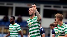Debutant Duffy on target as Celtic hit five in front of socially-distanced crowd