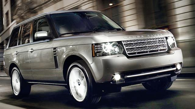 Range Rover MkIII: saying goodbye to an old friend.
