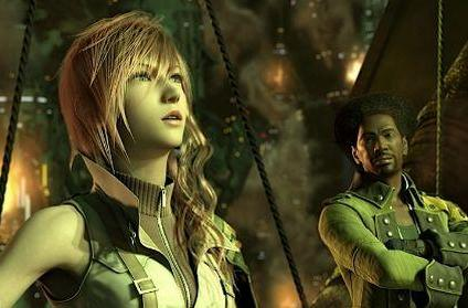 Square Enix cut a game's worth of content from Final Fantasy XIII