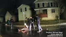 New York probes suffocation of black man hooded by police