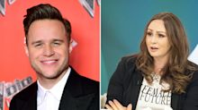 Olly Murs and Chanelle Hayes engage in heated Twitter fight over The Voice
