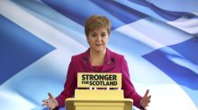 Scottish independence: Poll shows lead for 'Yes' vote for first time since 2015