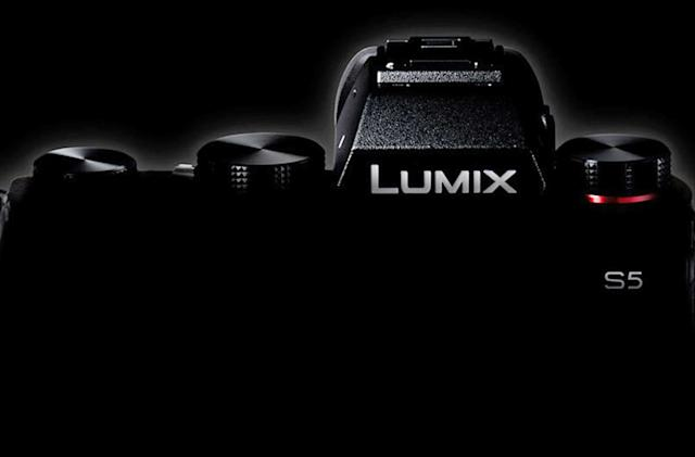 Panasonic confirms the full-frame S5 camera is coming September 2nd