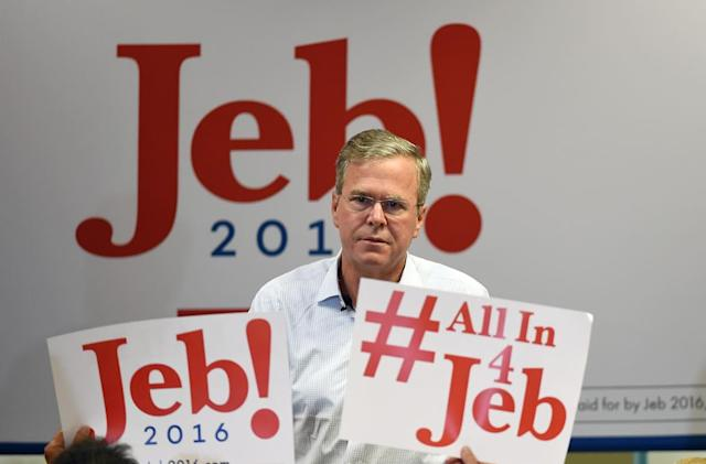 Jeb Bush would try to kill net neutrality if elected president