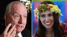 Alan Jones back-pedals after comments cause international outrage