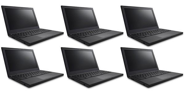 Inventec ships 60,000 Chrome OS netbooks to Google, says 'let the testing begin!'