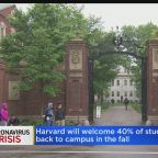 Harvard Will Allow Freshmen To Live On Campus For Fall Semester, But Classes Stay Online