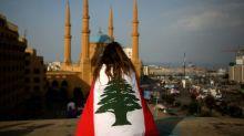 """Les Libanais marquent le premier anniversaire de leur """"révolution"""""""