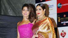Priyanka, Sridevi, Ranveer slay at the red carpet at Zee Cine Awards