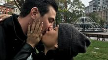 Newly Engaged 'Pretty Little Liars' Star Janel Parrish Dishes on Her 'Perfect' Park Proposal